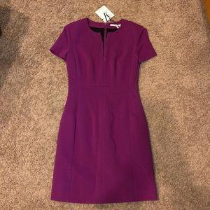 Agatha knit suiting dress